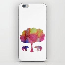 Bear Cubs iPhone Skin
