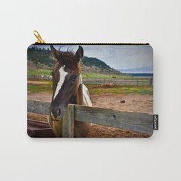 Painted Pony 1 Carry-All Pouch