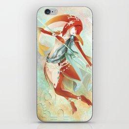 Botw: Mipha iPhone Skin