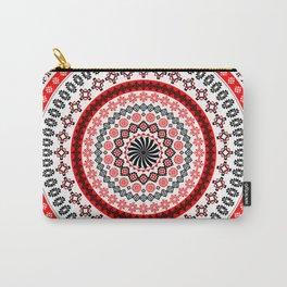 Mandala Romanian traditional symbols Carry-All Pouch