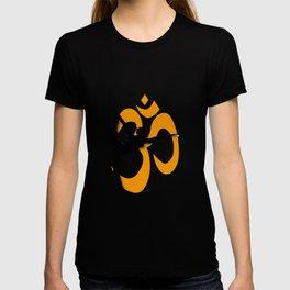 Yoga Pose Poster T-shirt