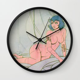 Ghost in the Shell Wall Clock