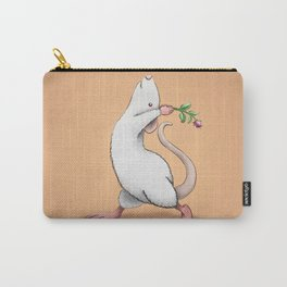 Yoga Rat, Day 6 Carry-All Pouch