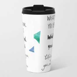 Gautama Buddha quotes original Travel Mug