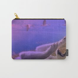 Siberian Husky Digit. Edition Carry-All Pouch