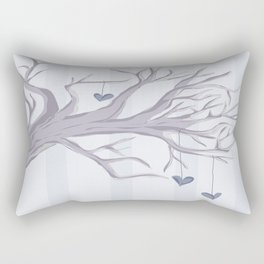 Cold Cold Heart Rectangular Pillow