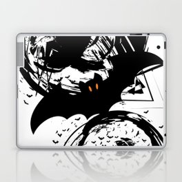 Bats ink splash Laptop & iPad Skin