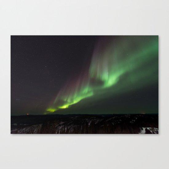 Aurora VII Canvas Print