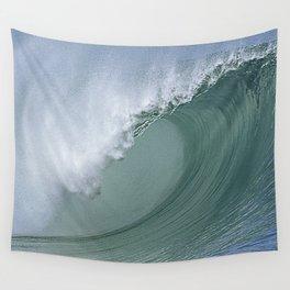 "Ocean Waves ""TAHITIAN BUTTER""  Wall Tapestry"