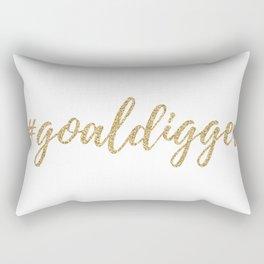 Goaldigger Rectangular Pillow