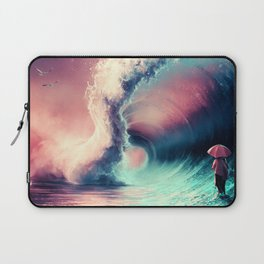 Cross over together Laptop Sleeve