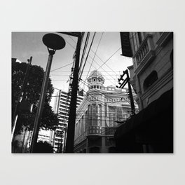 Fortaleza City, Brazil Canvas Print