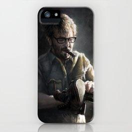 Marc Maron iPhone Case