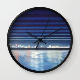 Santa Barbara Pier Wall Clock