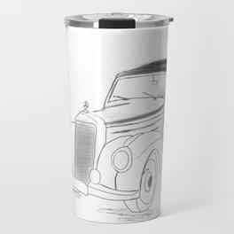 Oldtimer car Travel Mug