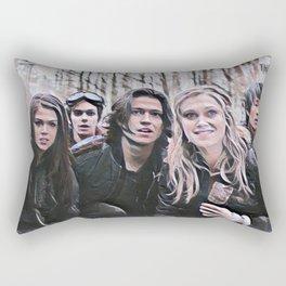 The 100 szn 1 Rectangular Pillow