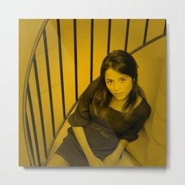 Stephanie Leonidas Metal Print