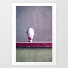 Coquetier Art Print