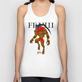 Ifrit Unisex Tank Top