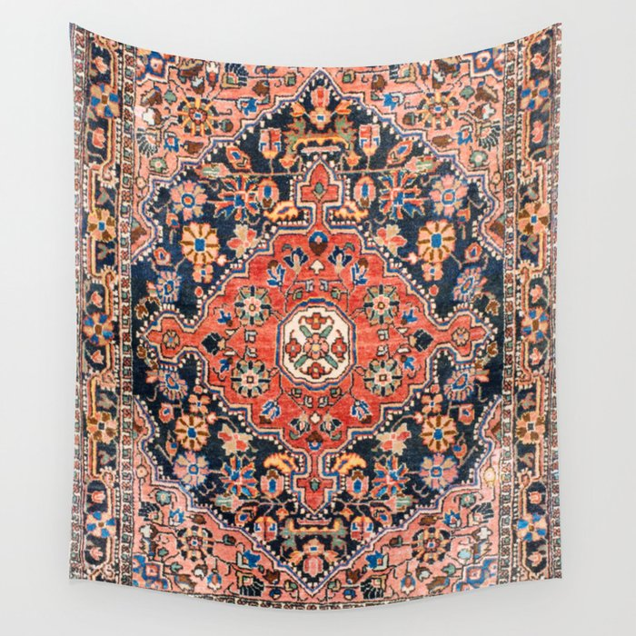 Djosan Poshti West Persian Rug Print Wall Tapestry