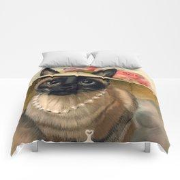Lady Cat Comforters