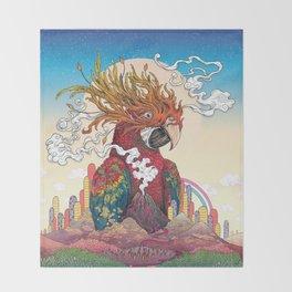 Borderlands Throw Blanket