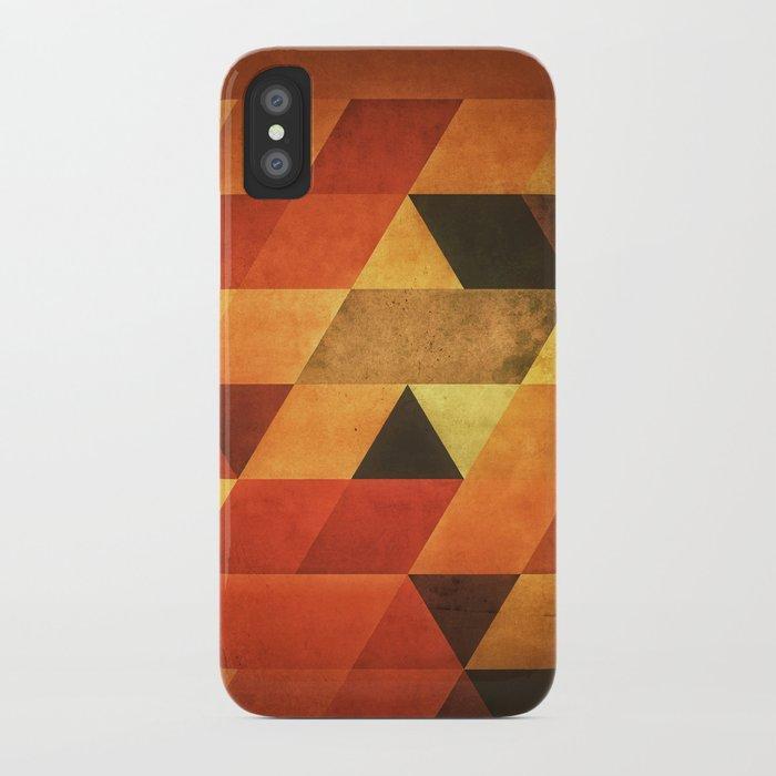 Dyyp Ymbyr iPhone Case