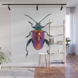 Lovely Lady Frog-legs Wall Mural