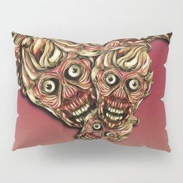 Zombie Crowd Pillow Sham