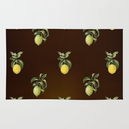 Lemons and Limes Rug