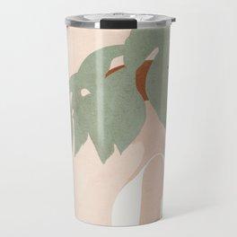 Lost in Leaves Travel Mug