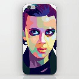 Eleven iPhone Skin