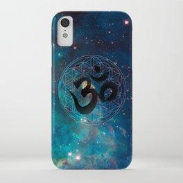 Om & Flower of Life iPhone Case