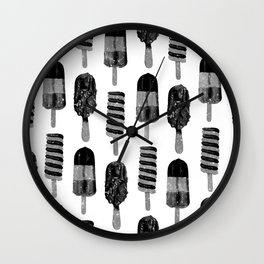 Space Pops Wall Clock
