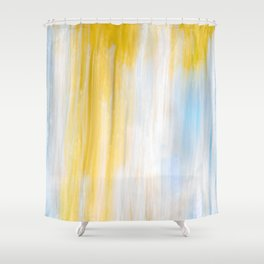 Indomitable Light 4 Shower Curtain