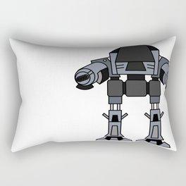 ED 209 Rectangular Pillow