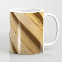 Wood Gaps. Fashion Textures Coffee Mug