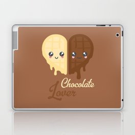 Chocolate Heart Laptop & iPad Skin
