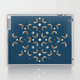 owls & moons Laptop & iPad Skin