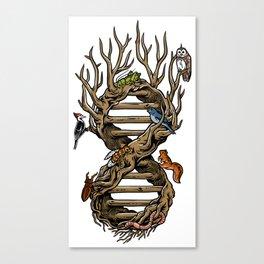 Infinitree of Life Canvas Print