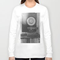scales Long Sleeve T-shirts featuring Scales by Genevieve Moye