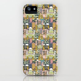 Budapest in pastels iPhone Case