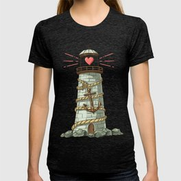 Heart Lighthouse T-shirt