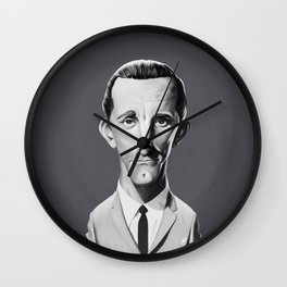 Kirk Douglas Wall Clock
