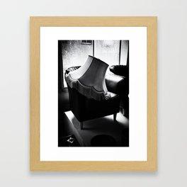Castoff Framed Art Print
