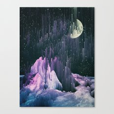Silent Skies Canvas Print