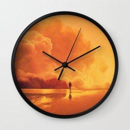 Private universe Wall Clock