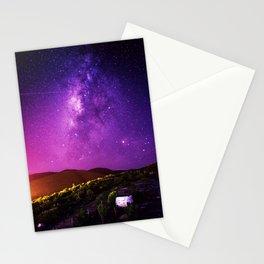 Stellar Mantle Stationery Cards