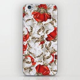 Roman Collage iPhone Skin