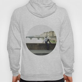 Man in the bridge Hoody